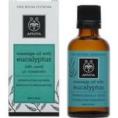 Apivita Eucalyptus Λάδι Μασάζ με Ευκάλυπτο 50ml