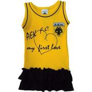 Φόρεμα μακό ΑΕΚ 530202 ΑΕΚ
