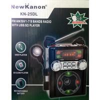 New Kanon KN-25DL