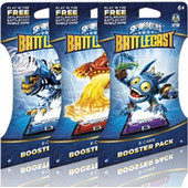 Skylanders Battlecast Booster (8 cards ) ACC