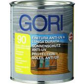 Διαφανές βερνίκι εμποτισμού ξύλου μακράς διάρκειας για χρήση εξωτερικά GORI