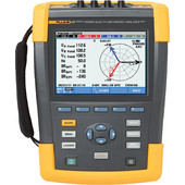 Fluke 437 SeriesII 400Hz Power-Energy Analyzer