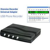 Επαγγελματικό Καταγραφικό Τηλεφώνου - Universal Adapter 3.0 - OEM - 001.4395