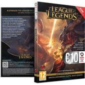 League of Legends 10€ Prepaid Card (1580 RP)