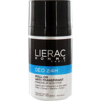 Lierac Homme Deo 24h Action Non Stop Roll On 50ml