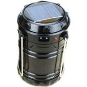 Φαναράκι 8LED με USB, Καλώδιο και Ηλιακές κυψέλες φόρτισης YT-826 - OEM - 00006909