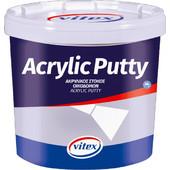 Vitex Στόκος Οικοδομών Ακρυλικός 5kg