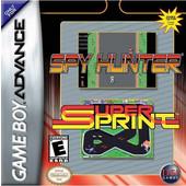 Spy Hunter Supersprint Gameboy