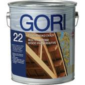 Συντηρητικό ξύλου με μυκητοκτόνο και εντομοκτόνο δράση (κυάνωση, μούχλα, ξυλοφάγα έντομα, σαράκι, τερμίτες κ.α.) GORI