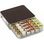 Συρτάρι - διοργανωτής για 30-60 κάψουλες Nespresso ή Espresso και σταντ καφετιέρας , Cb 41343 - Cb - 00008270