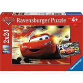 Ravensburger Παζλ - Disney Pixar Cars: Θεαματική Είσοδος (2x24 κομμ.) - 08961 Toys