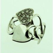 viadoro Λευκόχρυσο δαχτυλίδι