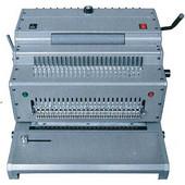 Ηλεκτρική μηχανή βιβλιοδεσίας μεταλλικού & πλαστικού σπιράλ