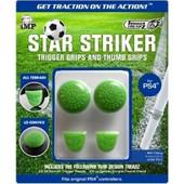 iMP Star Striker Trigger & Thumb Grips (Green) PS4