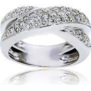 Δαχτυλίδι Κ18 με Διαμάντι, 003474
