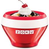 Σύστημα παρασκευής παγωτού κόκκινο Ice Cream Maker Zoku ZK120-RD