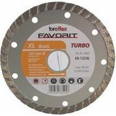 Toroflex Favorit Turbo δίσκος κοπής δομικών υλικών