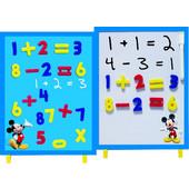 Mickey Μαγνητικός Πίνακας Αριθμοί 35Τμχ (0560083)