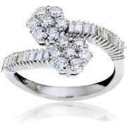 Δαχτυλίδι Κ18 με Διαμάντι, 003506