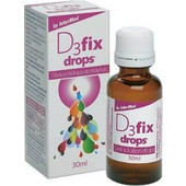 Uni-Pharma Intermed D3 Fix Drops 30ml