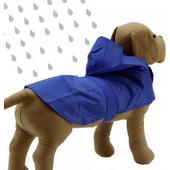 Αδιάβροχο ρούχο σκύλου της Yagu σε μπλε χρώμα Yagu