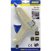 Πιστόλι Κόλλας Kinzo 40W 230V με 2 χ Ανταλλακτικά 11*100mm