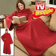 Κουβέρτα με Μανίκια Snuggle Super Soft Fleece - OEM - 001.3152