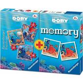 Ψάχνοντας την Ντόρι Finding Dory memory και 3 παζλ 05-06871