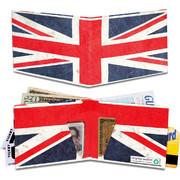 """Πρωτότυπο Πορτοφόλι με Σχέδιο """"Βρετανική Σημαία"""""""
