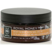 Apivita Royal Honey Scrub με Θαλάσσια Άλατα 250gr