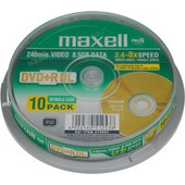 DVD9 Dual Double Layer 8.5GB Maxell (Το Τεμάχιο)