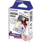 Fujifilm instax Mini Instant Film Airmail (10 Exposures)