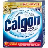 Αποσκληρυντικό Πλυντηρίου Ρούχων Σκόνη Calgon 2 σε 1, Πακέτο 1800γρ. +20% προϊόν ΔΩΡΟ - Calgonit - 00012011
