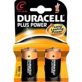 Duracell Plus Power C 5000394019089