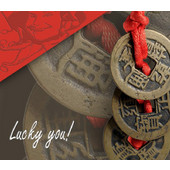 Lucky You! Gift Certificate for 1000