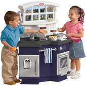 LITTLE TIKES ΚΟΥΖΙΝΑ Side By Side Kitchen 171499