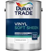 Vinyl Soft Sheen Dulux Σατινέ Πλαστικό 5lt