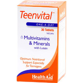 Health Aid Teenvital, 30 tab