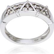 Δαχτυλίδι Κ18 με Διαμάντι, 001139