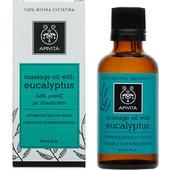 Apivita Eucalyptus Massage Oil Λάδι Μασαζ Με Ευκάλυπτο 50ml