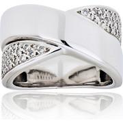 Δαχτυλίδι Κ18 με Διαμάντι, 006902