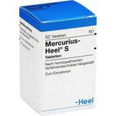 HEEL MERCURIUS S 50TABS