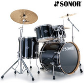 SONOR Essential Force Stage 2 Piano Black