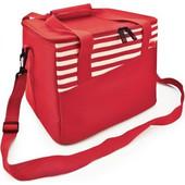 Τσάντα θαλάσσης ισοθερμική κόκκινη 17 λτ. Sailor Cooler IRIS BARCELONA 9164-T