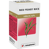 Κόκκινη Μαγιά Ρυζιού 45caps Red Yeast Rice Arkocaps