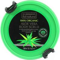 A Passion For Natural Aloe Vera Body Scrub 300ml