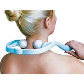Συσκευή Μασάζ Αυχένα Ball Roller Neck Massager