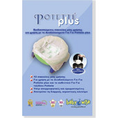 Babywise Ανταλλακτικές Σακούλες 10Τμχ Για Potette Plus (5602)