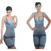 Κορμάκι Κορσές Bamboo Slim Body για Επίπεδη Κοιλιά! - OEM - 001.4754