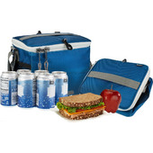 PackIt Freezable 9-Can Cooler Bag 6L Marine
